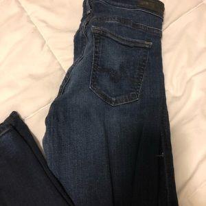 Skin my AG jeans